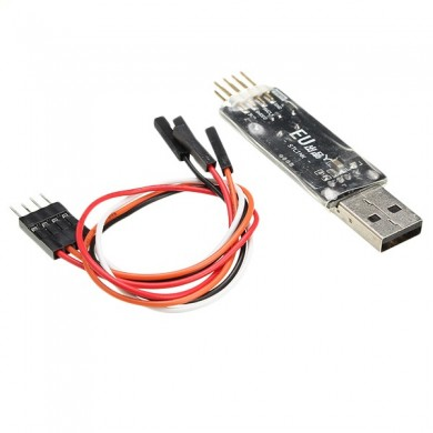 5Pcs STM8 STM32 Emulator Simulator Programmer Downloader For ST-LINK V2 With 4Pin Cable