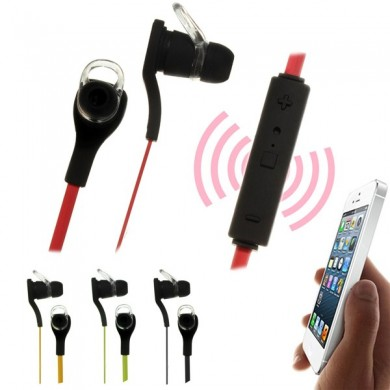BT-H06 Wireless Mini bluetooth Stereo Earphone With Microphone