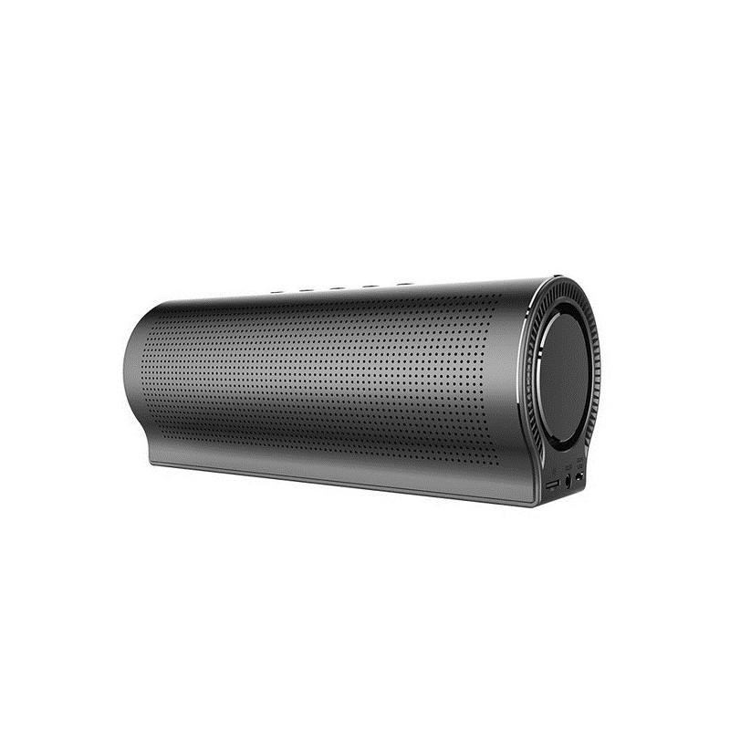 PN-13 Dual Drivers Stereo Bass bluetooth Speaker With Mic TF Card AUX Hands-free Noise Cancelling (Color: Black) фото