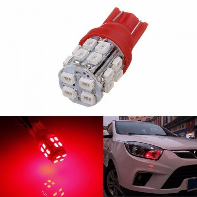 T10 W5W 501 194 168 1210 SMD 20 LED Side Light Wedge Interior Bulb