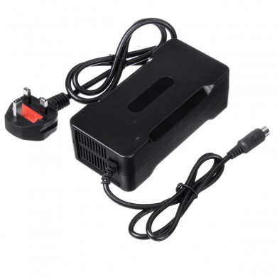 54.6V 4A Output 100-240Voltage 48V Lithium Battery Charger EU/AU/UK Plug For Electric Vehicle Scooter