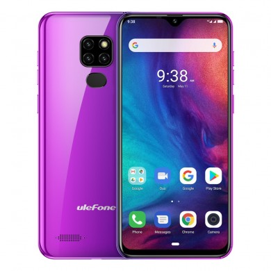 Ulefone Note 7P 6,1 Zoll Triple Rear Camera 3500 mAh 3 GB RAM 32GB Rom MT6761VWB Quad Core 4G Smartphone