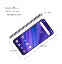 UMIDIGI A5 Pro Global Version 6.3 Pouces FHD + Waterdro Display Android 9.0 4150mAh Trois caméras arrière 4GB 32GB Helio P23 4G