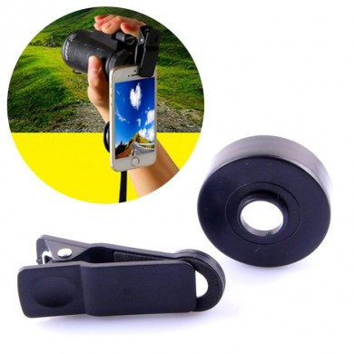 Outdoor Telescope Universal Phone Holder Monocular Clip Adapter Convert Clamp Smartphone Frame