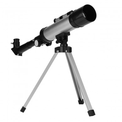 360x50mm Telescopio astronomico Rifrattore a tubo Monocular Spotting Scope con treppiede