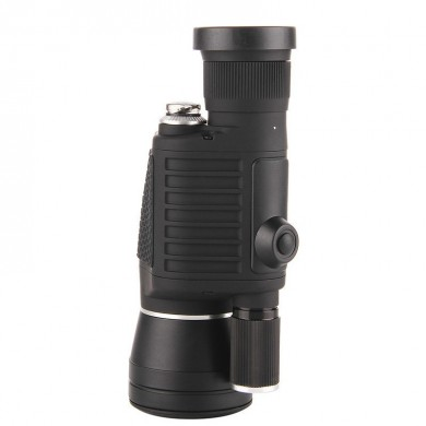 Outdoor 8x40 HD 3 in 1 Telescope for Bird Watching Travel Additional Function Flashlight Compass