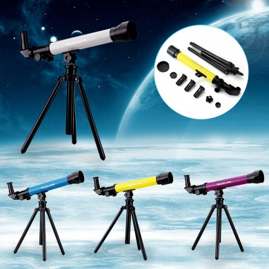 Children Outdoor Camping Travel Astronomical Telescope For Birthday Gifts Mini Kid Scope Monocular