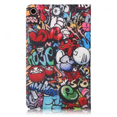 Doodle Painting Version Tablet Caso para 8 Inch Xiaomi Mipad 4