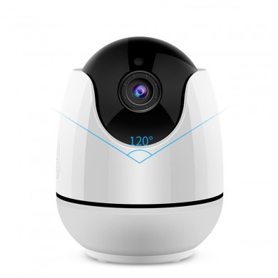 WiFi IP Camera 1080P HD Wireless Security Smart Auto Tracking CCTV Pan Tilt Home