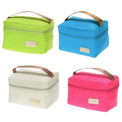Portable Insulated Bag Organizer Thermal Cooler Bento Kids Lunch Box Tote Picnic Storage Lunch Bag for Worker Students