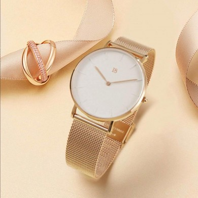 I8 Simple Dial Quart Watch from Xiaomi Youpin