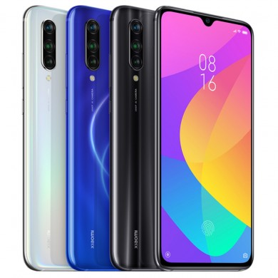 Xiaomi Mi CC9 6.39 inch AMOLED 48MP Triple Rear Camera NFC 6GB 64GB Snapdragon 710 Octa core 4G Smartphone