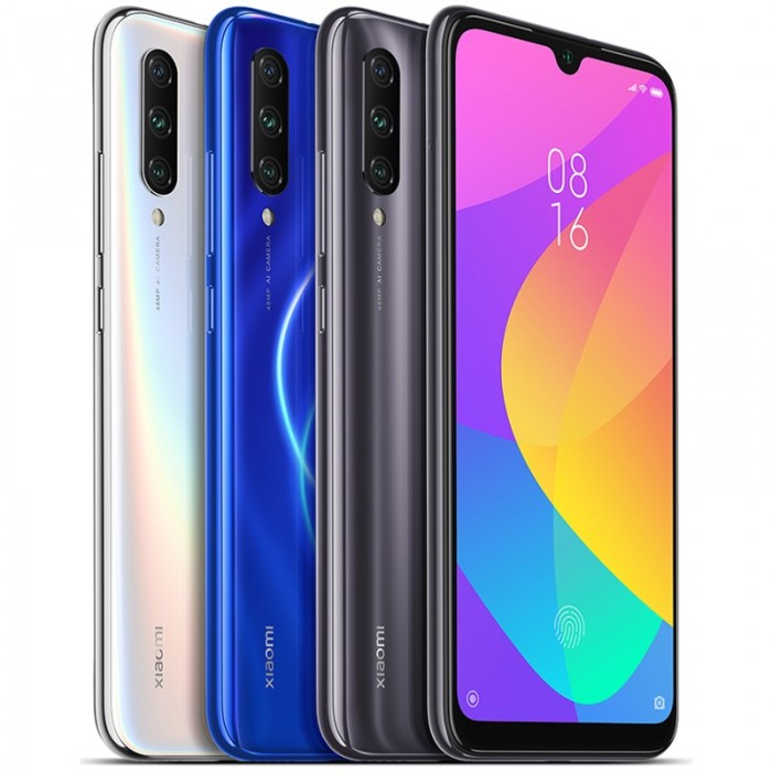 Xiaomi Mi CC9e 6.088 inch AMOLED 48MP Triple Rear Camera 6GB 64GB Snapdragon 665 Octa core 4G Smartphone