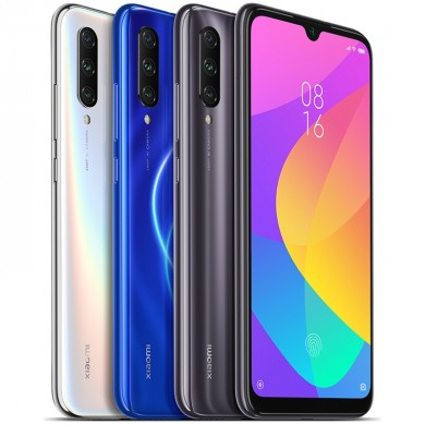 Xiaomi Mi CC9e 6.088 inch AMOLED 48MP Triple Rear Camera 4GB 64GB Snapdragon 665 Octa core 4G Smartphone