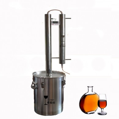 304 Stainless Steel Home Brew Alcohol Wine Distiller Moonshine Still Brandy Wine Spirit Distiller
