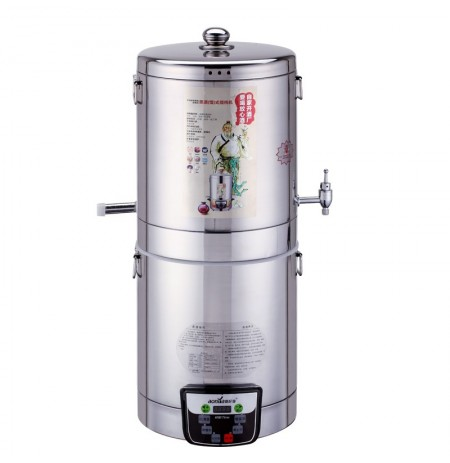 220V 15000mL Alcohol Distiller Moonshine Ethanol Copper Still 304 Stainless Boiler Home Brewing