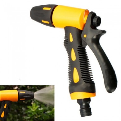 Garden Adjustable High Pressure Water Spray Nozzle Vegetable Flower Watering Sprayer