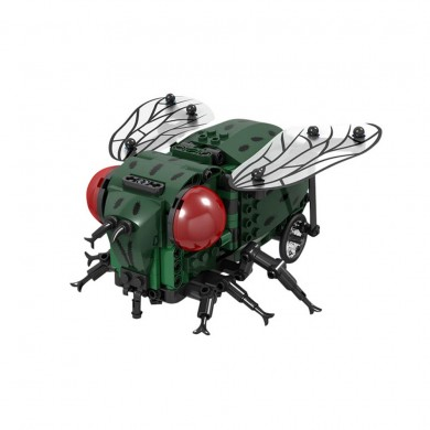MoFun Electronic Fly RC Smart Robot Toy Mecanum Wheels Obstacle Avoidance Toy Gift