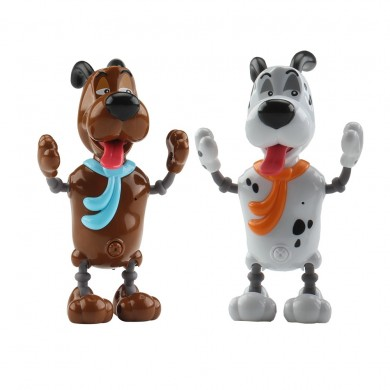 MoFun BB8810 Touch Control Bluetooth Music Play Voice Interaction Smart RC Robot Dog