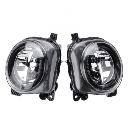 Car Front LED Fog Lights Pair for BMW 5 Series F07 F10 GT F11 F18 LCI 2013-2016 63177311294 63177311293
