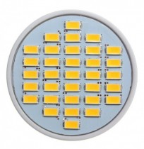 E27 E14 GU10 MR16 4W 5730 SMD 33 400LM Pure White Warm White LED Spot Lightt Lámpara Bombilla AC85-265V