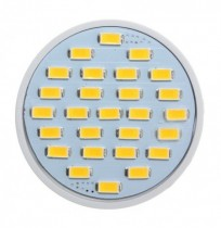 E27 E14 GU10 MR16 3.5W 27 SMD 5730 No regulable LED Blanco cálido Punto blanco Lightt Lámpara Bombilla AC110 / 220V