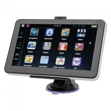 Auto 7 gps - navigation zoll hd an screenyl-950 mtk fm 4 gb