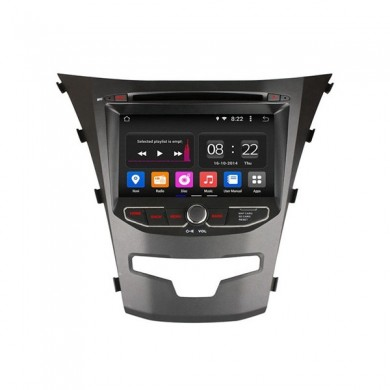 Ownice C180 OL-7798B Car DVD Player GPS Navigation Radio 2G RAM 1024X600 Quad Core Android for Korando 2014
