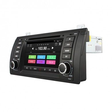 ownice C300 ol-7957t lettore dvd 7 pollici Android 4.4 quad nucleo GPS lettore multimediale per BMW E53 E39