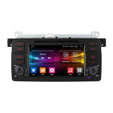 HD 7inch 4g auto Wifi Lettore DVD Android 6.0 quad nucleo C500 OL-7956F ownice GPS per BMW E46 M3