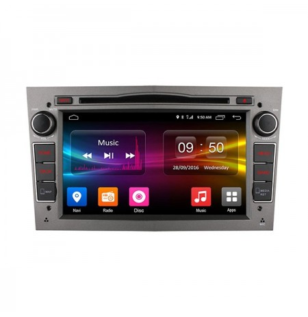 Ownice OL-7993F HD 7Inch 4G Wifi Car DVD Player Android 6.0 Quad Core TV GPS for Opel Zafira 2005