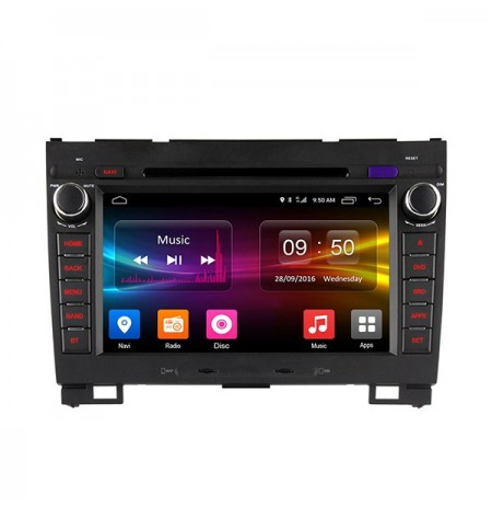 Hd 8inch 4g wifi coche dvd player androide 6.0 quad core tv C500 OL-8992F Para la gran pared GPS Propietario