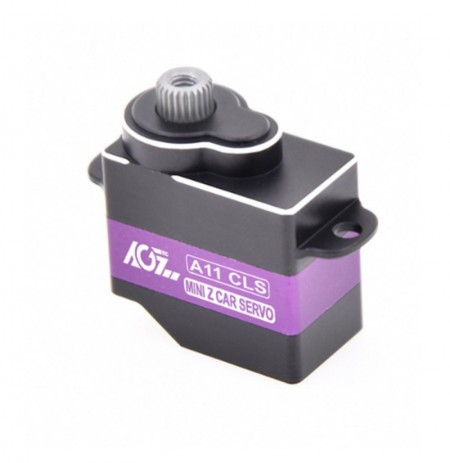 AGF A11CLS-B 11g Coreless Metal Gear Micro Digital Servo JR Plug For 1/24 RC Car RC Airplane Robot