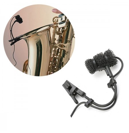AHUJA CTP-10DX Electret Condenser Omni Directional Microphone for Saxophone