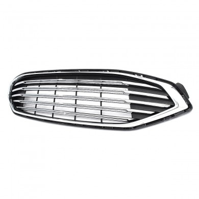For Ford Fusion 2017-2018 Front Bumper Radiator Hood Upper Grille HS73-8200