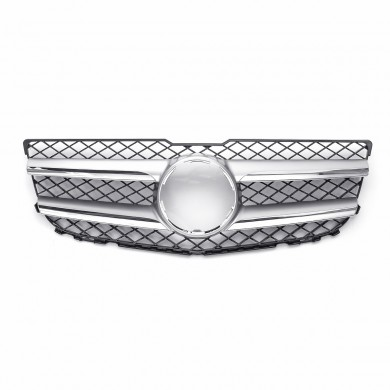Grill Front Grille For Mercedes Benz 2013-2015 X204 GLK250 GLK350