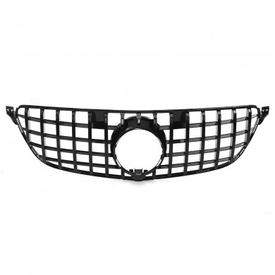Front Grille Grill For Mercedes GLE W166 SUV GLE400 GLE500 GLE350 16-18 GT R
