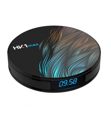 HK1 Max RK3318 4GB RAM 32GB ROM 5G WIFI bluetooth 4.0 Android 9.0 4K TV Box