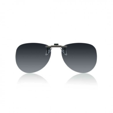 TS Clip-on Sunglasses 135 graus aleatório Upturn