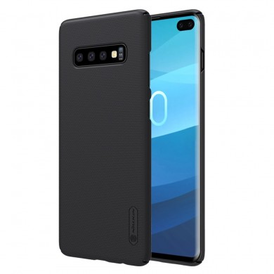 NILLKIN Frosted Shockproof Hard PC Back Cover Protective Case for Samsung Galaxy S10+ / Galaxy S10 Plus