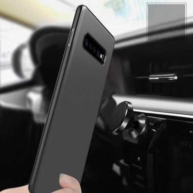 Bakeey Magnetic Adsorption TPU Protective Case For Samsung Galaxy S10e S10 S10 Plus S9 S9 Plus Micro Matte Anti Fingerprint Resi