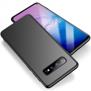 Cafele Matte TPU Protective Case For Samsung Galaxy S10e/S10/S10 Plus Anti Fingerprint Soft TPU Back Cover