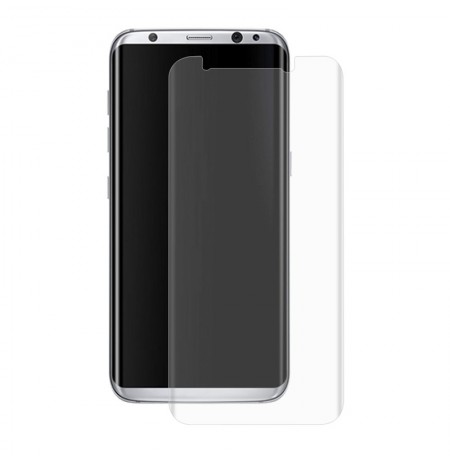 ENKAY PET HD Full Screen Coverage Curved Edge Screen Protector Film For Samsung Galaxy S8