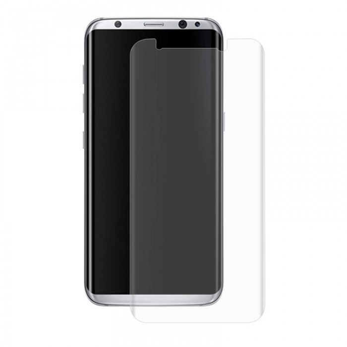 ENKAY PET HD Curved Edge Screen Protector For Samsung Galaxy S8 Plus
