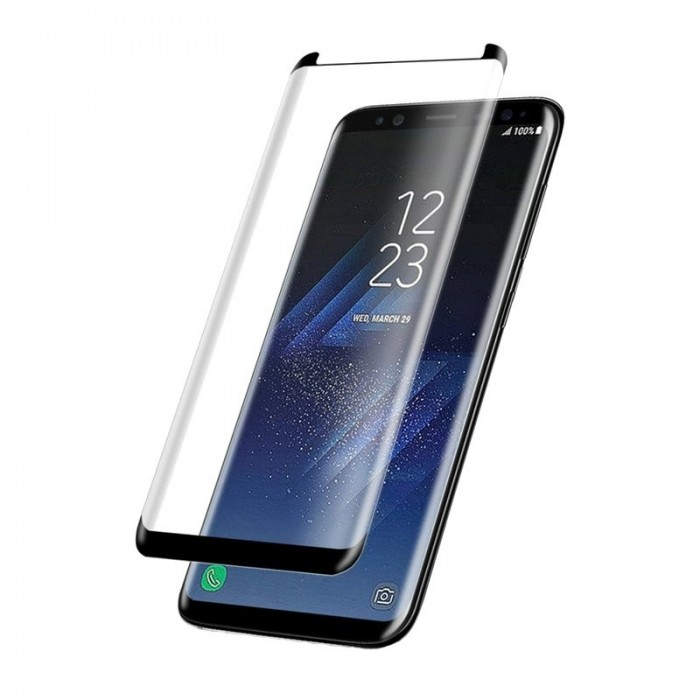 Bakeey 3D Curved Edge Case Friendly Tempered Glass Screen Protector Film For Samsung Galaxy S8