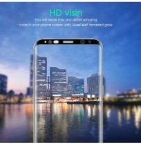 Bakeey 3D Curved Edge Tempered Glass Film With Transparent TPU Case for Samsung Galaxy S8