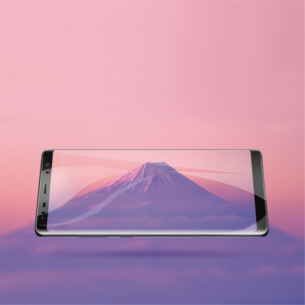 Rock 0.18mm Self-healing 3D Curved Hydrogel Screen Protector With Positioner For Samsung Galaxy Note 8