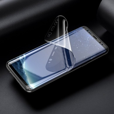 Rock 0.18mm Self-healing 3D Curved Hydrogel Screen Protector With Positioner For Samsung Galaxy S8 Plus