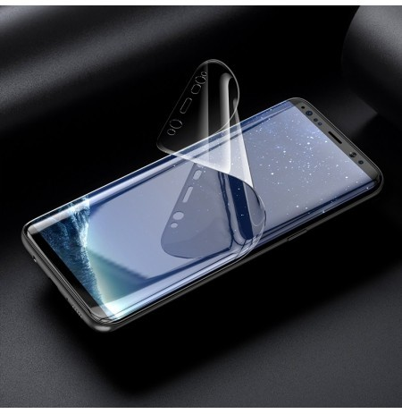 Rock 0.18mm Self-healing 3D Curved Hydrogel Screen Protector With Positioner For Samsung Galaxy S8