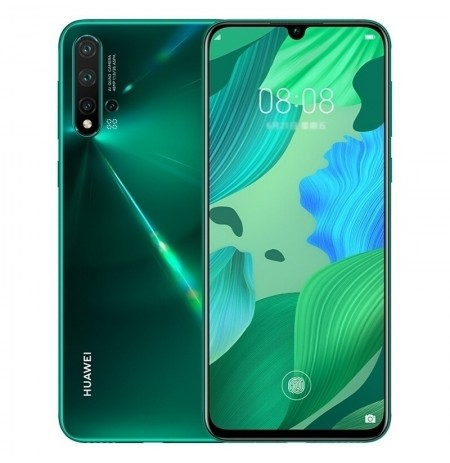 HUAWEI Nova 5 Pro 6.39 inch NFC 48MP Quad Rear Camera 8GB 128GB Kirin 980 Octa core 4G Smartphone